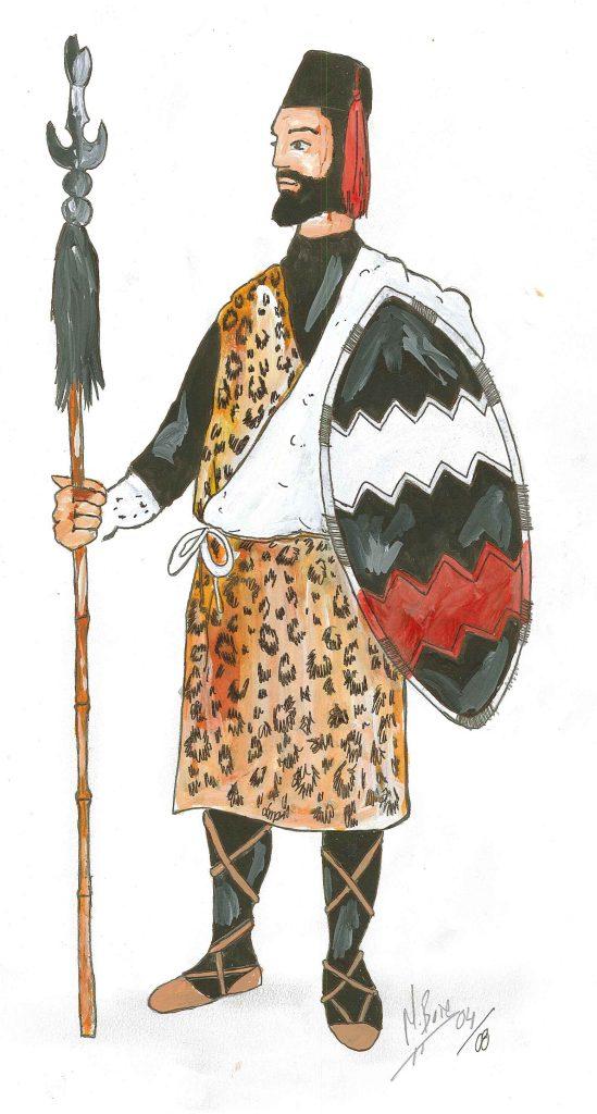 Negros Zulúes